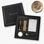 Pieczęć lakowa - zestaw Premium Gift Set - Wildberry