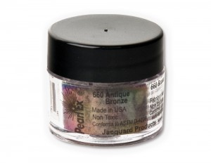 Pigment Pearl Ex - 660 Antique Bronze - 3g