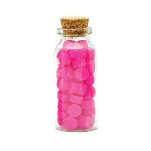 Bottle O'Wax - hot pink