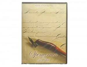 Instructional DVD - Spencerian Penmanship