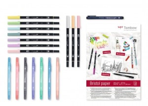 Tombow Have Fun @ Home Set - Pastels