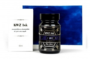 "Atrament KWZ Ink ""Liquid Words 2020"" Błękit Mehoffera - edycja limitowana"