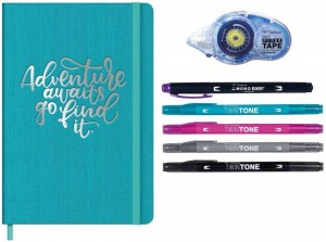Zestaw Tombow Travel Journal