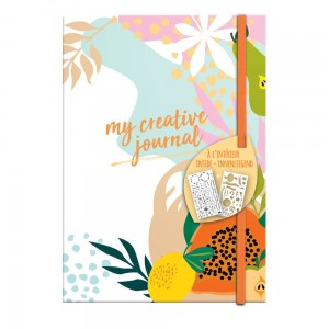 Clairefontaine My Creative Journal - Fruity
