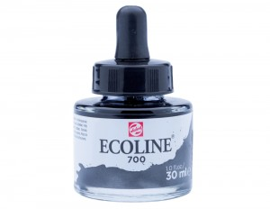 Ecoline - water colour 30 ml - 700 Black