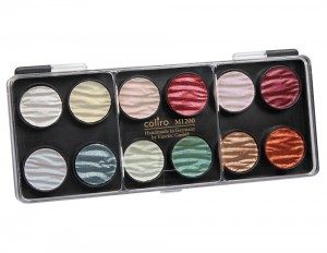 Coliro Pearl Colors - 12 colors - 23 mm