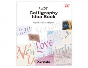 ZIG Calligraphy Idea Book
