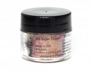 Pigment Pearl Ex - 655 Super Copper - 3g