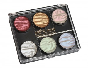 Coliro Pearl Colors - 6 colors - 23 mm
