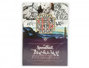 Zestaw Speedball Deluxe Pen & Ink Kit