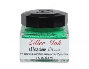 Tusz Ziller 29,5 ml - Meadow Green