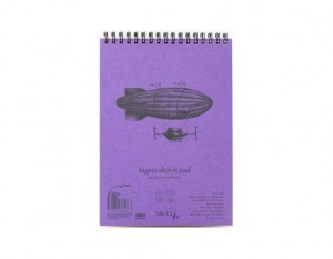 Ingres Sketch Pad A5 - 25 sheets
