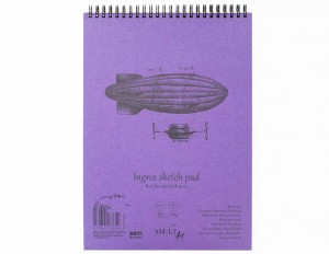Ingres Sketch Pad A4 - 30 sheets