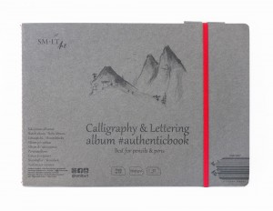 Calligraphy & Lettering Album - 32 sheets