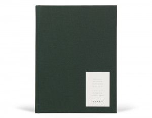 EVEN Work Journal Large - Dark Green