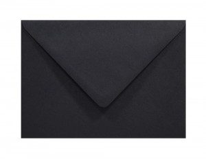 Black Envelope 80 g - B6