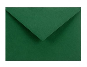 Green Envelope 115 g - C6