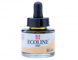 Ecoline - water colour 30 ml - 801 Gold