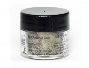 Pigment Pearl Ex - 659 Antique Gold - 3g
