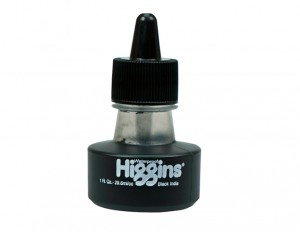Black India Ink - 29,6 ml