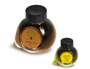 Atrament Colorverse Ginkgo Tree & Golden Leaves - 65 ml + 15 ml