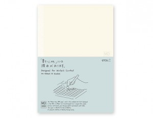 MD Paper Notebook A5 - gridded