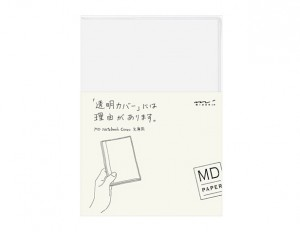 MD Clear Cover - A5