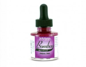 Bombay India Ink 29,6 ml - Red Violet