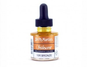 Iridescent Calligraphy Color 29,6 ml - Bronze