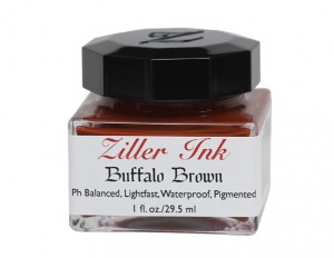 Tusz Ziller 29,5 ml - Buffalo Brown