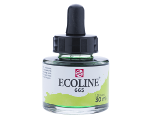 Ecoline - water colour 30 ml - 665 Spring Green