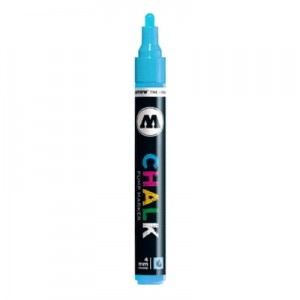 Molotow Chalk Marker 4 mm - 009 neon blue