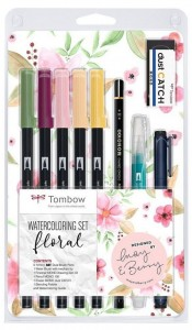 Zestaw Tombow Floral