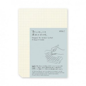 MD Paper Pad A5 - gridded