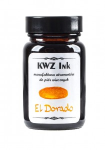 Atrament KWZ Ink El dorado - 60 ml