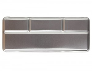 Metal Box for 12 Coliro Pearl Colors