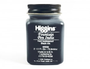 Fountain Pen India Ink 73,9 ml - czarny