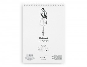 Sketch Pad for Markers A4 - 50 sheets